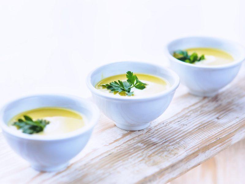 Broccoli suppe