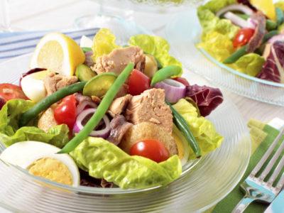 Fedtfattig tunsalat